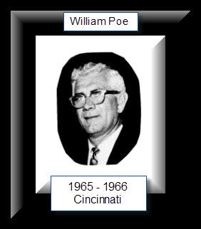 President 21 William Poe
